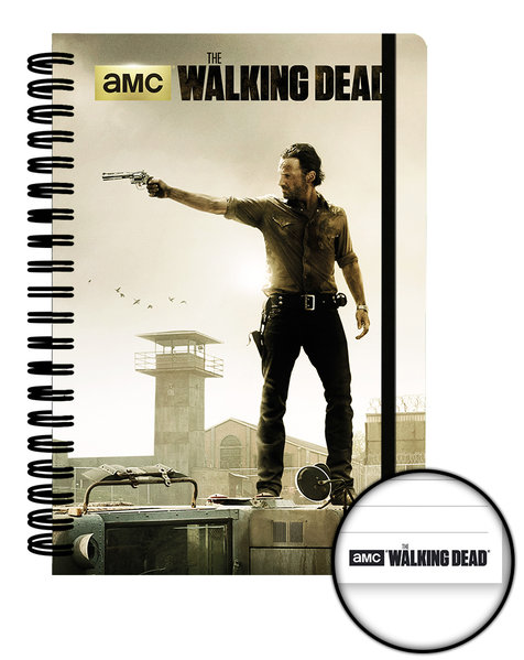 Agenda The Walking Dead 248586