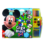 Papelaria Mickey Mouse 248807