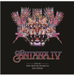 Vinil Santana IV - Live At The House Of Blues, Las Vegas (3 Lp+Dvd)