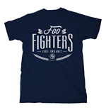 Camiseta Foo Fighters 248980