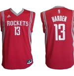 Camiseta vermelha Houston Rockets  - Harden