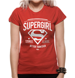 Batman V Superman - Stronger Faster - Camiseta Mulher Fitted