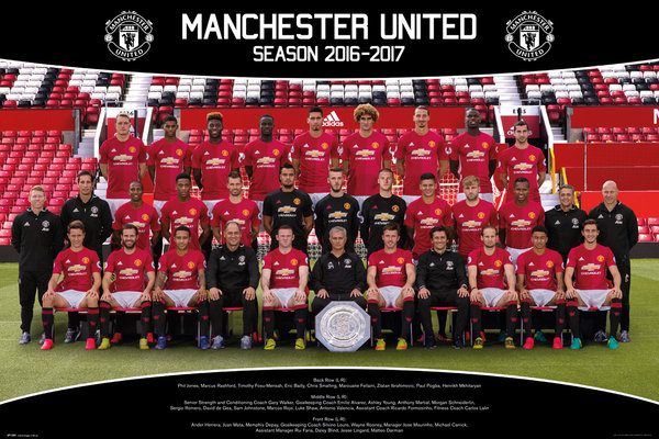 Poster Manchester United FC 249150