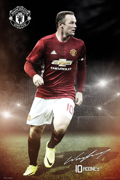 Poster Manchester United FC 249155