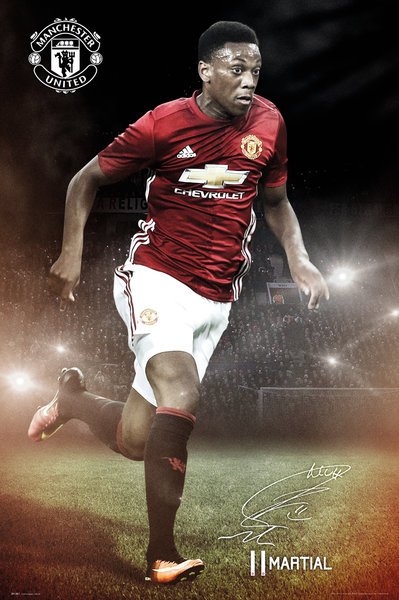 Poster Manchester United FC 249167
