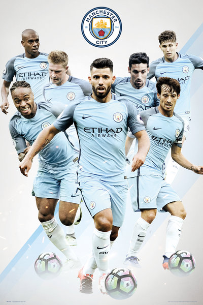 Poster Manchester City FC 249180