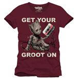 Camiseta Guardians of the Galaxy Get Your Groot On
