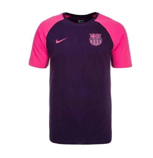 Camiseta Barcelona 2016-2017 (Roxo) Original  Compra Online em Oferta ba5fd9d78c9