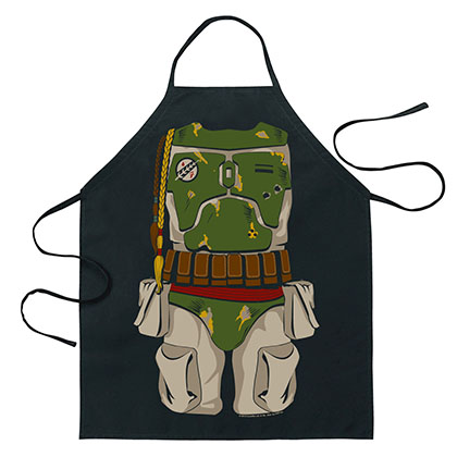 Avental Star Wars Boba Fett