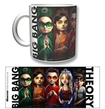 Caneca Big Bang Theory 249867