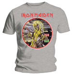 Camiseta Iron Maiden 250040