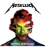 Vinil Metallica - Hardwired To Self-Destruct (2 Lp)