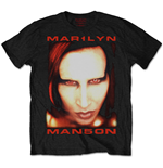 Camiseta Marilyn Manson Bigger than Satan