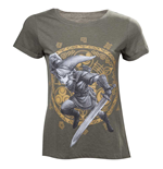 Camiseta The Legend of Zelda Link at the Gate of Time - G