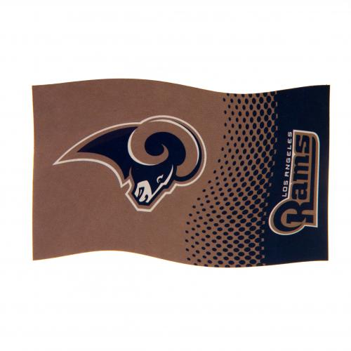 Bandeira Los Angeles Rams 250314