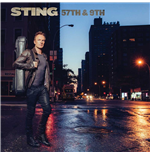 Vinil Sting - 57Th & 9Th