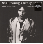 Vinil Neil Young & Crazy Horse - Live At Farm Aid 7 In New Orleans September 19 1994
