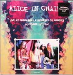 Vinil Alice In Chains - Live At Sheraton La Reina In Los Angeles 15 September 1990