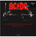 Vinil Ac/Dc - Live In Cleveland August 22, 1977