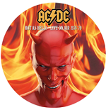 Vinil Ac/Dc - Hot As Hell (Picture Disc)