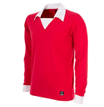 Camiseta vintage Manchester United George Best Man. Utd. 1970´s