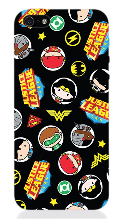 Capa para iPhone DC Comics Superheroes 250950