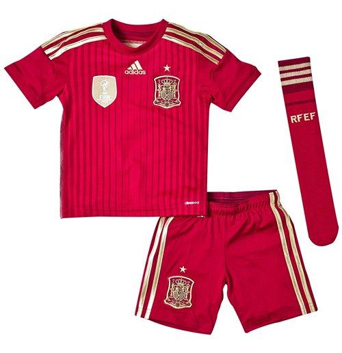 50c7f43bad Compra Camiseta Espanha Futebol 2014-2015 Home Original