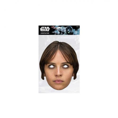 Máscara Star Wars Rogue One Jyn Erso