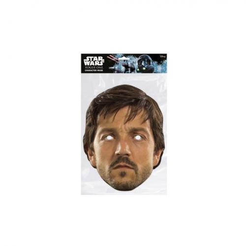 Máscara Star Wars Rogue One Cassian