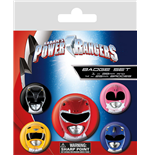 Broche Power Rangers  251271