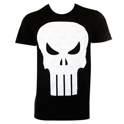 Camiseta The punisher Little Stack