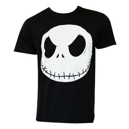 Camiseta Pesadelo antes do Natal Glow In The Dark c165603fad8c6