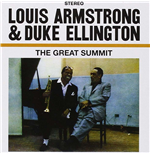 Vinil Louis Armstrong & Duke Ellington - The Great Summit