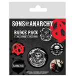 Broche Sons of Anarchy 251810