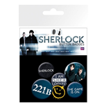Pack Chapinhas Sherlock - Mix