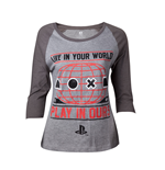 Camiseta manga longa PlayStation 251897