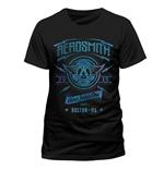 Camiseta Aerosmith - Aero Force One