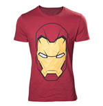 Camiseta Marvel - Iron Man Mask