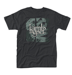 Camiseta Lamb of God 252200