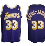 Camiseta Los Angeles Lakers Kareem ABDUL-JABBAR
