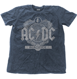 Camiseta AC/DC Black Ice