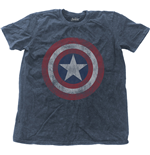 Camiseta The Avengers Assemble Cap