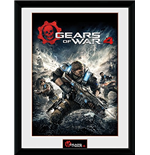 Mouldura Gears of War 252681