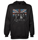 Moletom Queen Vintage Union Jack