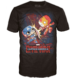 Camiseta Marvel Superheroes 252947