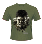 Camiseta The Avengers Age Of Ultron -Hulk Face