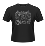 Camiseta The Avengers Age Of Ultron