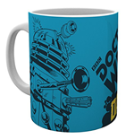 Caneca Doctor Who - Universe Dalek