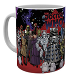 Caneca Doctor Who - Universe Group
