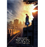 Póster Fantastic beasts - One Sheet 2